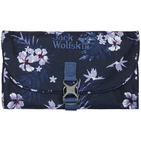 Jack Wolfskin Mini Waschsalon Washbag tropical blossom